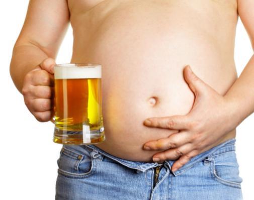 Влияние пива на организм